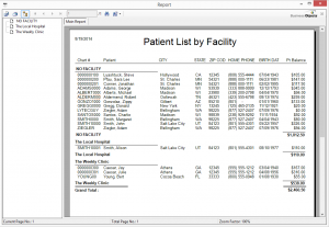 FACILITYPT_Report